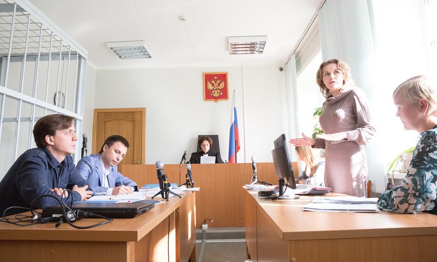 Координатора движения «Последний адрес» оштрафовали на15 000 руб.