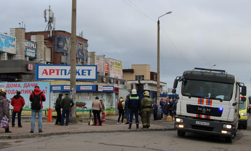Автовокзал, дума и 4 ТЦэвакуированы после звонков обомбах вАрхангельске